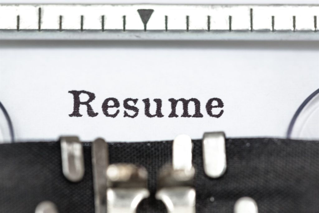 Crafting the Best Resume