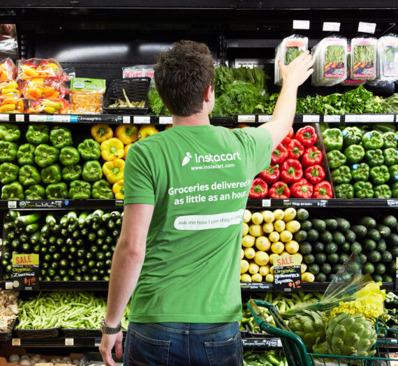 Flexible Out the Home Jobs with Instacart